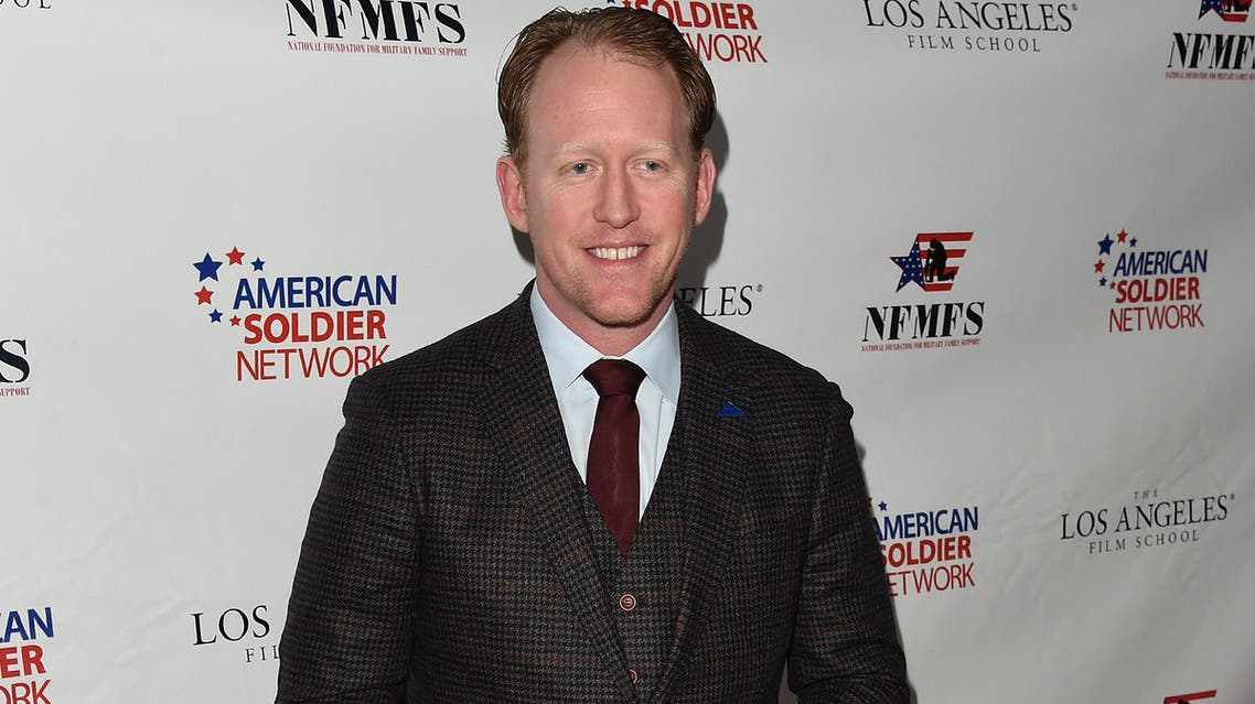 LOS ANGELES, CA - MARCH 14: Former United States Navy SEAL Robert O'Neill attends the Salute To Heroes service gala to benefit The National Foundation For Military Family Support at The Majestic Downtown on March 14, 2015 in Los Angeles, California. Jason Merritt/Getty Images for NFMFS/AFP