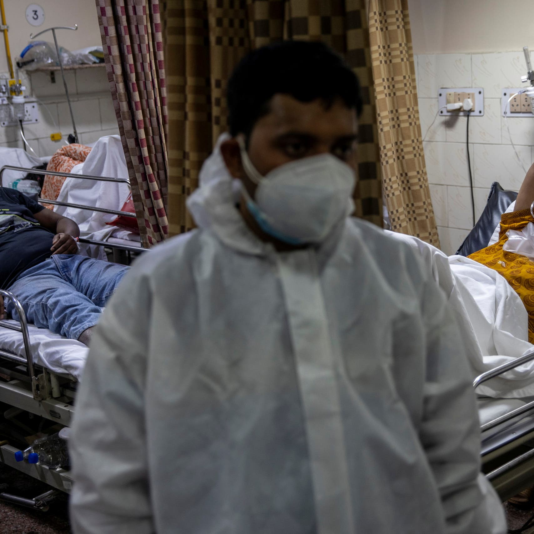 India's tally of COVID-19 infections crosses 26 million