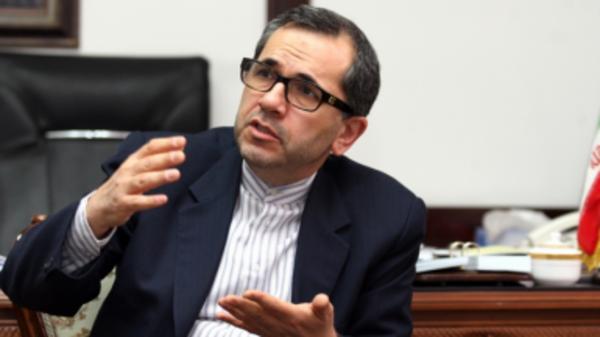 مندوب إيران لدى الأمم المتحدة ينفي تقارير عن تبادل سجناء مع واشنطن