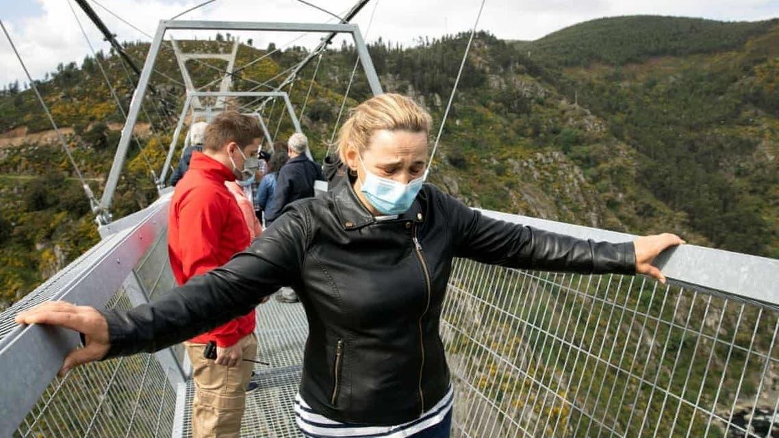 طولانیترین پل معلق