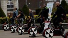 """""""اركب دراجة بلندن من أجل دلهي"""".. حملة لمواجهة كورونا بالهند"""