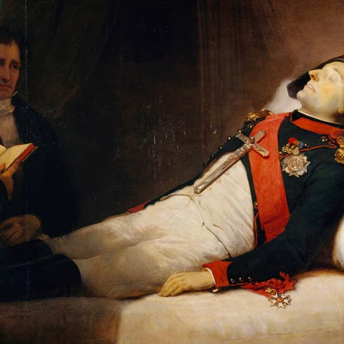 بسبب هذا المرض.. توفي نابليون بونابرت