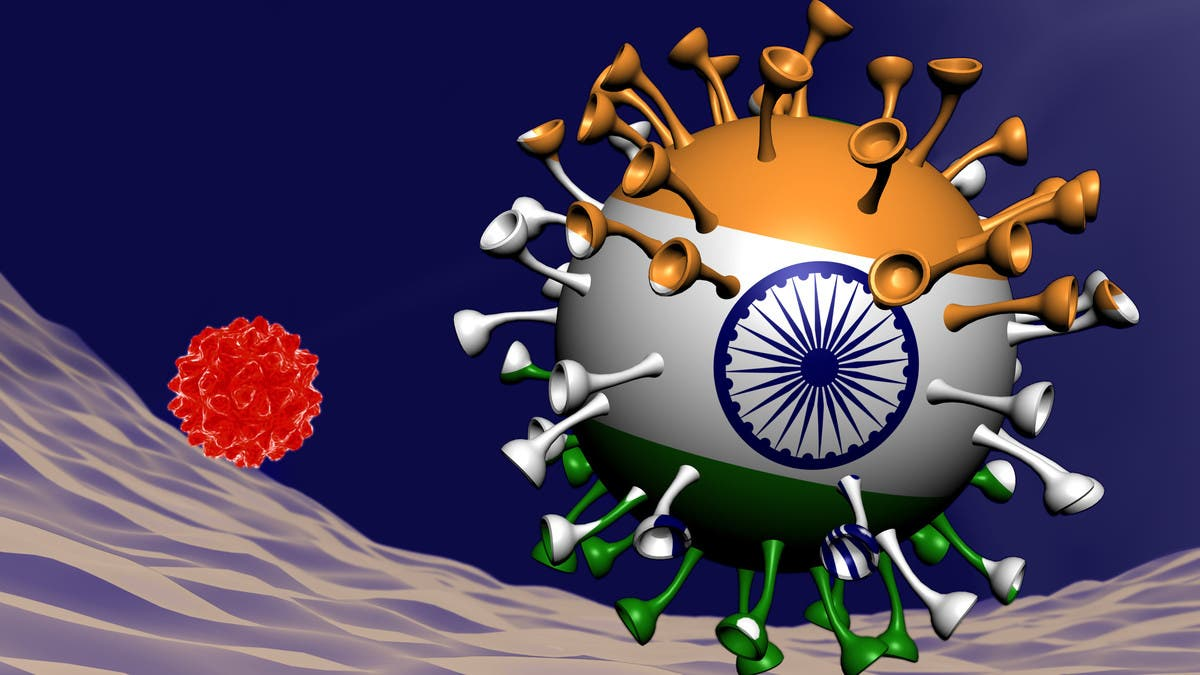 مراوغة وتحايل.. ماذا نعرف حتى الآن عن المتحور الهندي وأعراضه؟