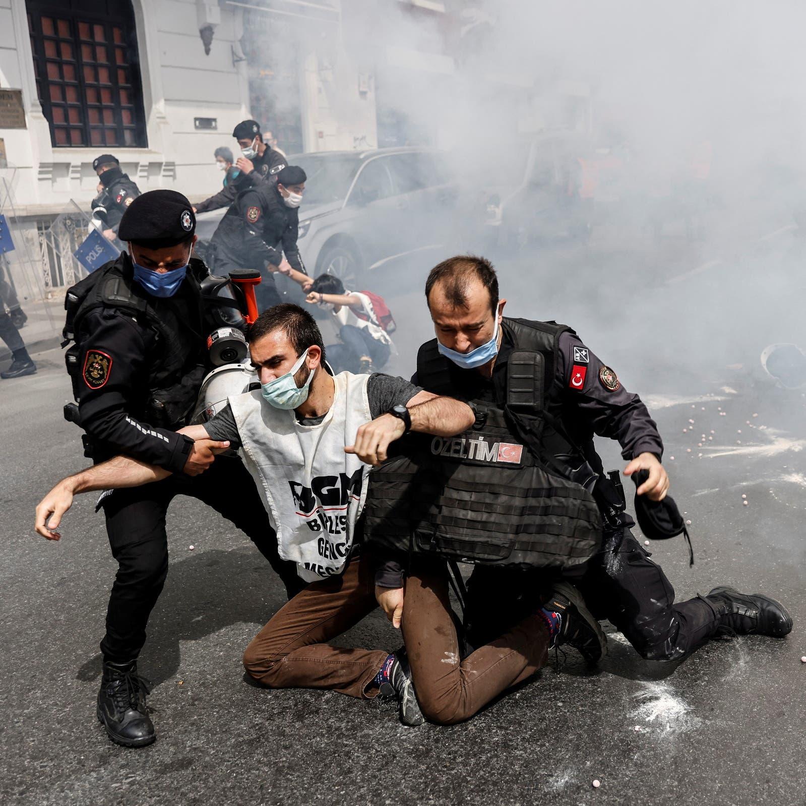 """""""يشجع على استخدام العنف"""".. تحرك بتركيا ضد تعميم أمني جديد"""