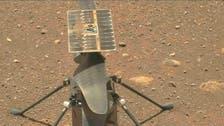 """هذا ما ستقوم به """"إنجينيويتي"""" بعد تمديد مهمتها على المريخ"""