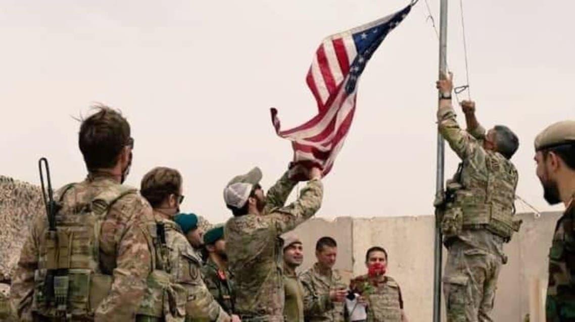 خروج نیروهای آمریکایی از افغانستان؛ کمپ نظامی انتونیک به ارتش افغان واگذار شد