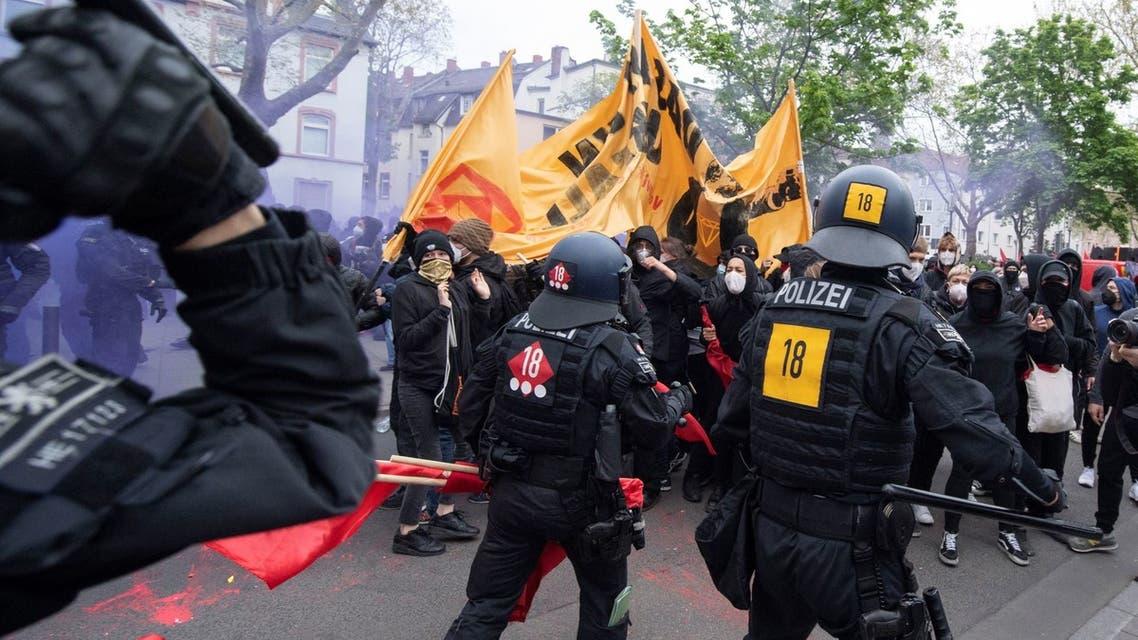 ألمانيا - شغب
