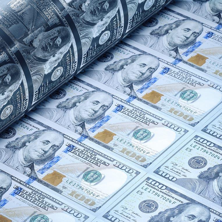 أونصة الفضة تصعد بالمعاملات الفورية 3.3% إلى 26.76 دولار