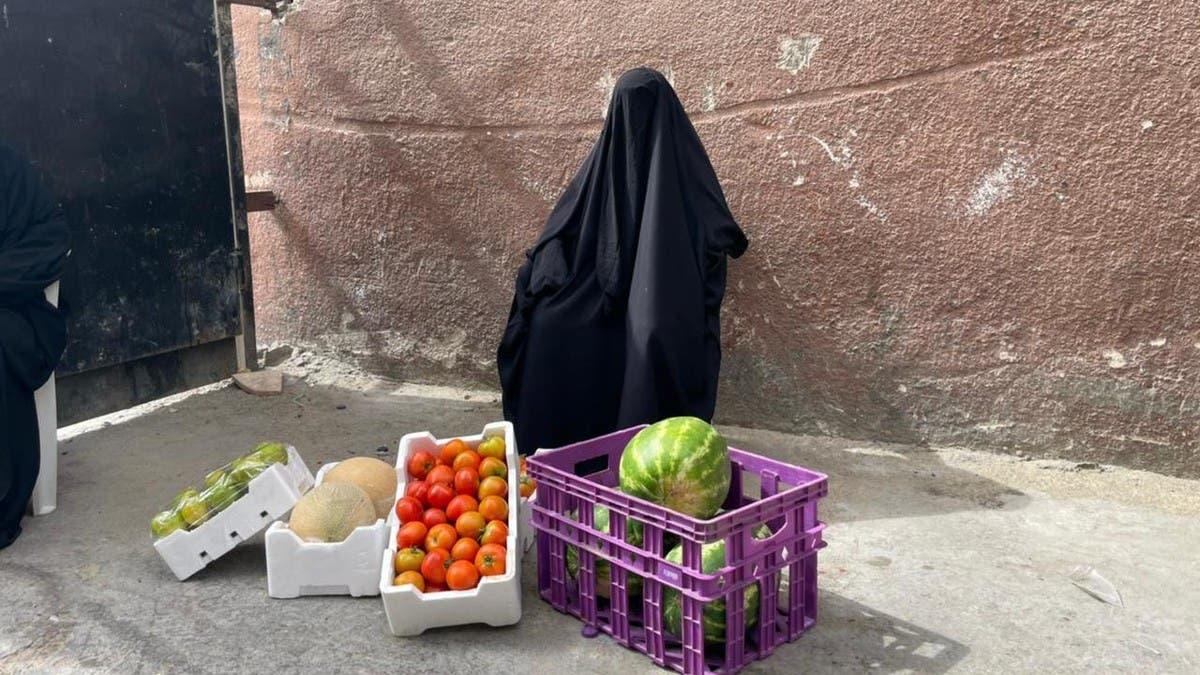 بائعة الخضار المتنمر عليها في السعودية تكشف للعربية.نت وضعها