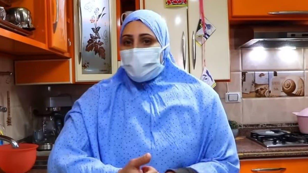 """سخرية من يوتيوبر مصرية.. أعدت """"العشاء الأخير"""" لعائلتها"""