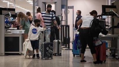 US screens 1.63 mln people at airports as travel picks up after COVID-19 downturn