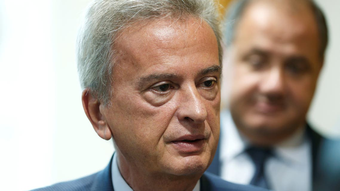 Lebanon's Central Bank Governor Riad Salameh meets with the government's social and economic council in Beirut, Lebanon September 27, 2018. (File photo: Reuters)