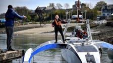 دنیا کا پہلا ریموٹ کنٹرول بحری جہاز'مائی فلاور400' بحر اوقیانوس سے سفر کے لیے تیار