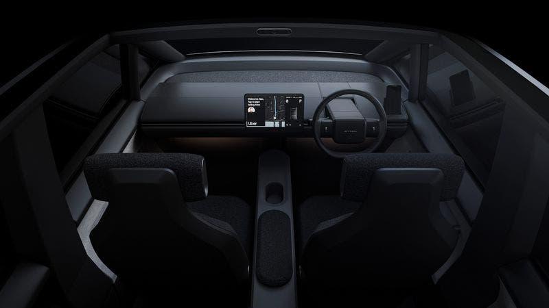 تصميم مقترح لسيارة أريفال