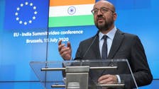 EU, India to revive stalled free-trade talks, seen as counter to China