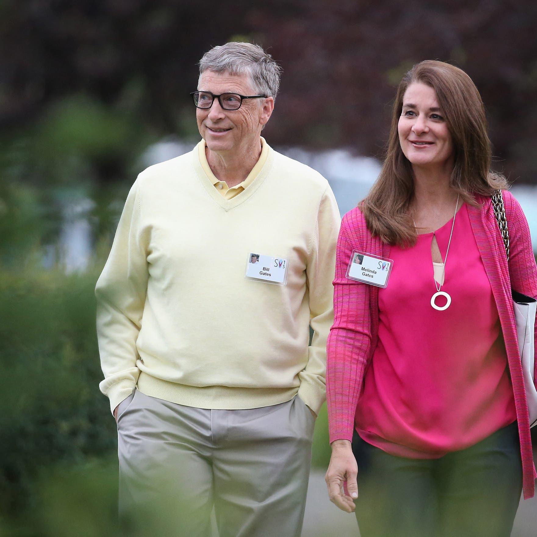 قنبلة طلاق بيل غيتس.. السؤال الأصعب في 146 مليار دولار!