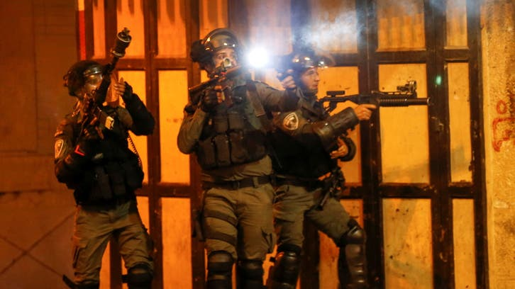 Two arrested, 10 injured in clashes with Israeli police in east Jerusalem