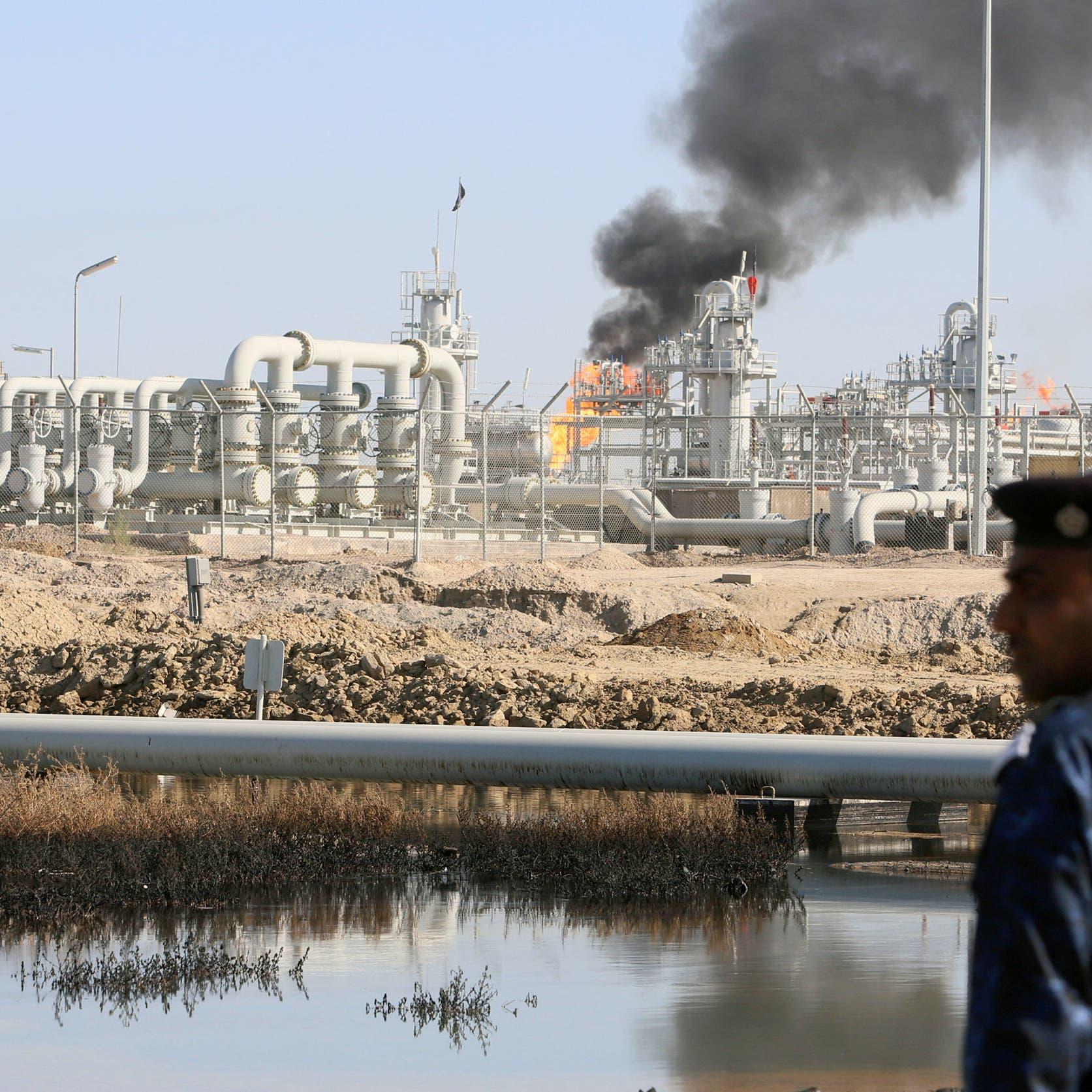 """العراق يدرس شراء حصة """"إكسون"""" الأميركية في حقل نفط جنوبي"""