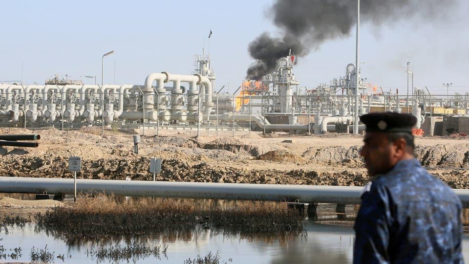 مسلحون يهاجمون آبار نفط شمال العراق.. لا تأثير على الإنتاج