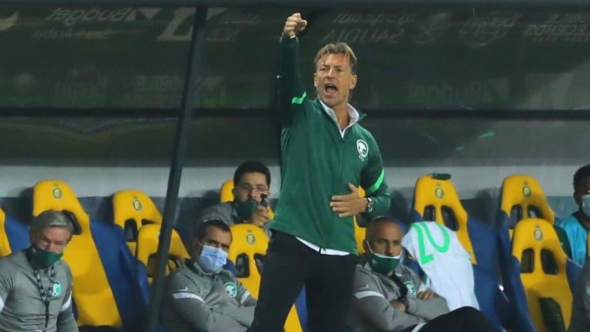 رينارد: نسعى للفوز ببطولة كأس العرب