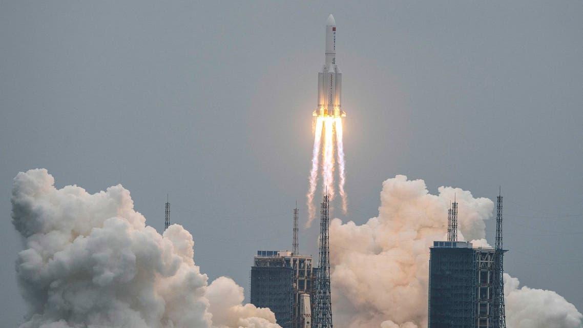 صاروخ الصين (فرانس برس)