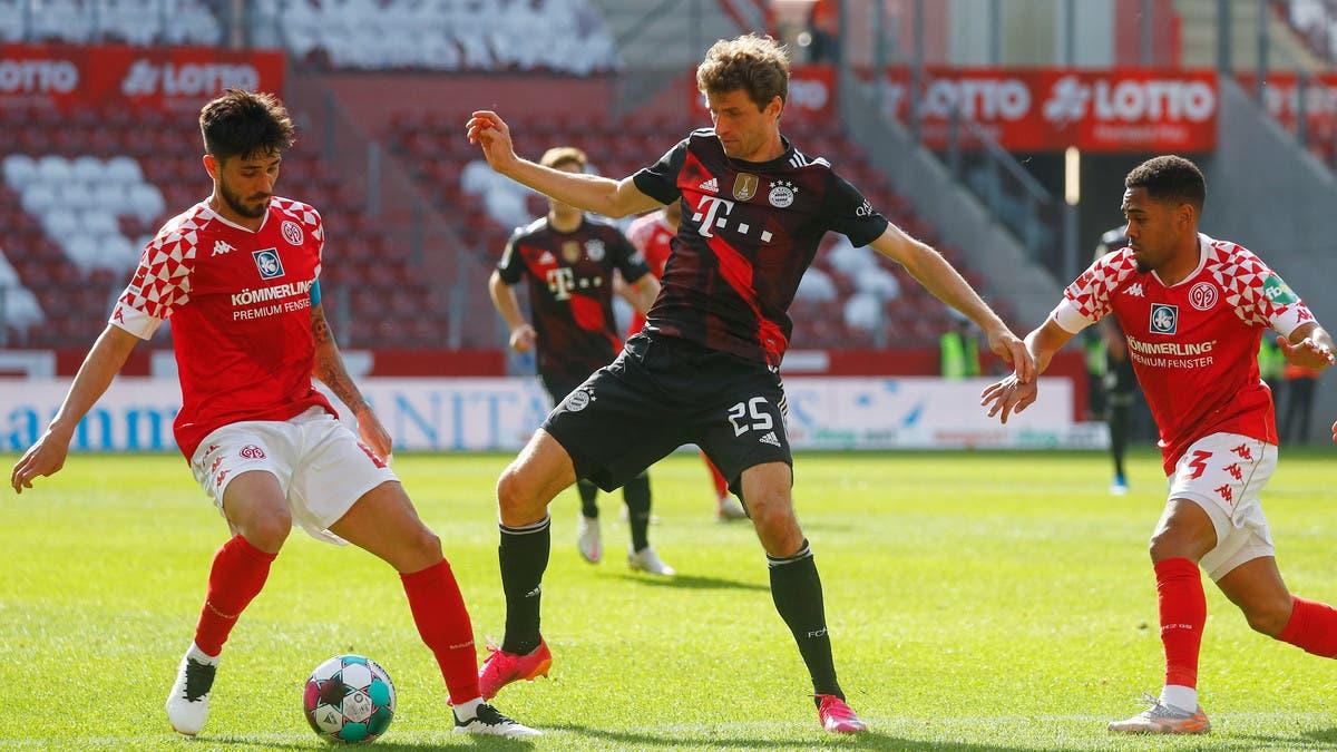 مولر: سنحسم الدوري الألماني أمام مونشنغلادباخ