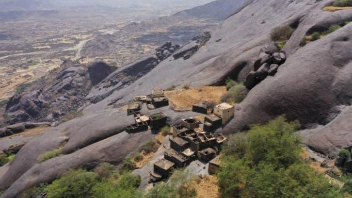 تصویری؛ روستای سنگی «غيّه»؛ داستان یک زیبایی بیانتها در طبیعت
