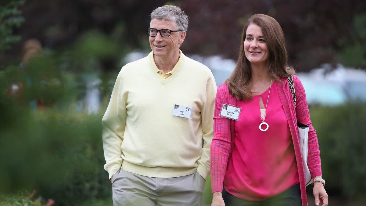 """""""بيل"""" ينقل حصصه في هذه الشركات إلى ميليندا غيتس قبل إعلان الطلاق!"""
