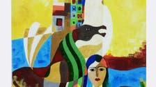 عسیرکی مشہور 'بلی' کو دلفریب فن پاروں میں پیش کرنے والے سعودی معلم سے ملیے