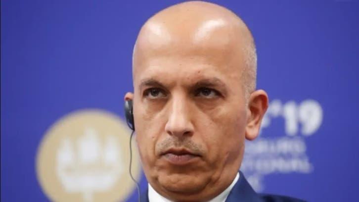 القبض على وزير المالية القطري علي شريف العمادي