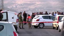 Palestinian arrested over West Bank drive-by shooting after three-day chase