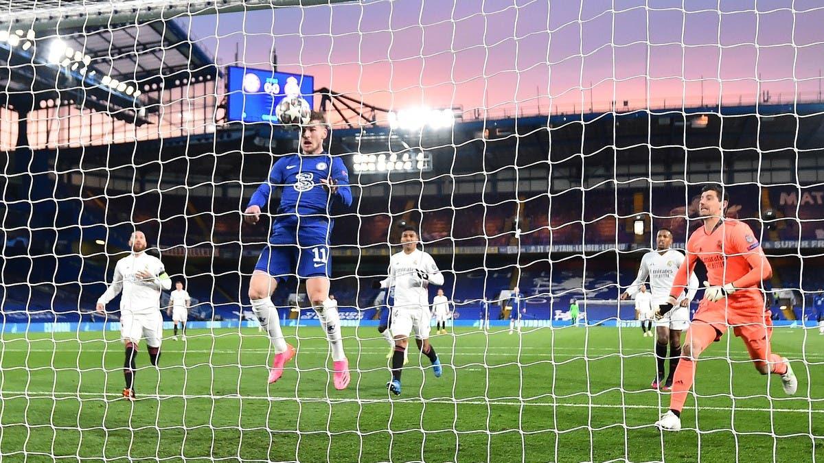 تشيلسي يتجاوز ريال مدريد ويتأهل إلى نهائي دوري الأبطال