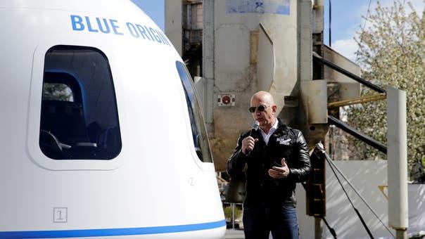 مقعد واحد متاح.. هذا موعد أول رحلة تجارية للفضاء يطلقها جيف بيزوس!