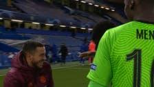 """""""ضحكات"""" هازارد تثير غضب ريال مدريد"""
