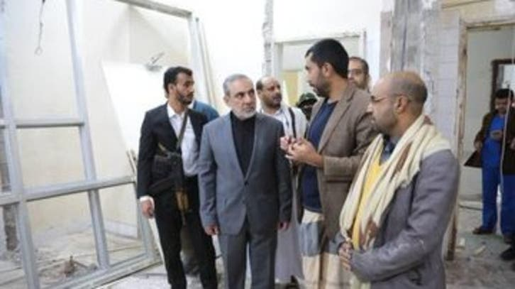 وزیر اطلاع رسانی یمن: حسن ایرلو حاکم فعلی مناطق تحت نفوذ حوثیها است