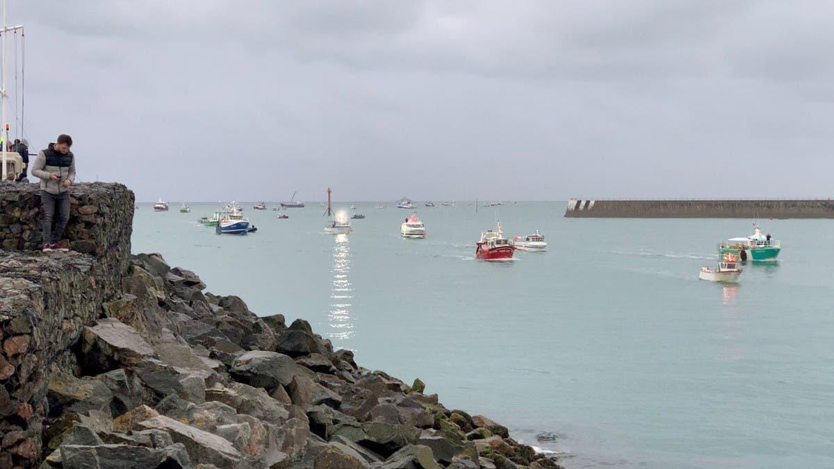 فرنسا: المناورات البريطانية قبالة جزيرة جيرسي لن ترهبنا