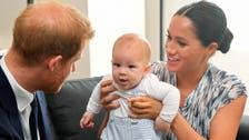 العائلة المالكة البريطانية تهنئ ابن هاري وميغان بعيد ميلاده