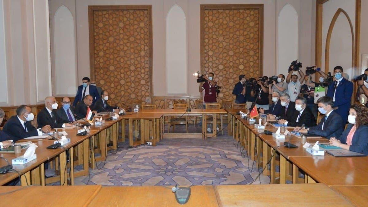 مصر تكشف تفاصيل جولة المشاورات الاستكشافية مع تركيا