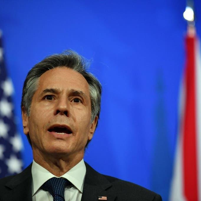 بلينكن: محادثات فيينا اختبار لإيران ونتائجها غير واضحة