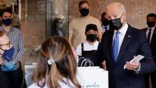بايدن يزور مطعما مكسيكيا بواشنطن للترويج لخطته الاقتصادية