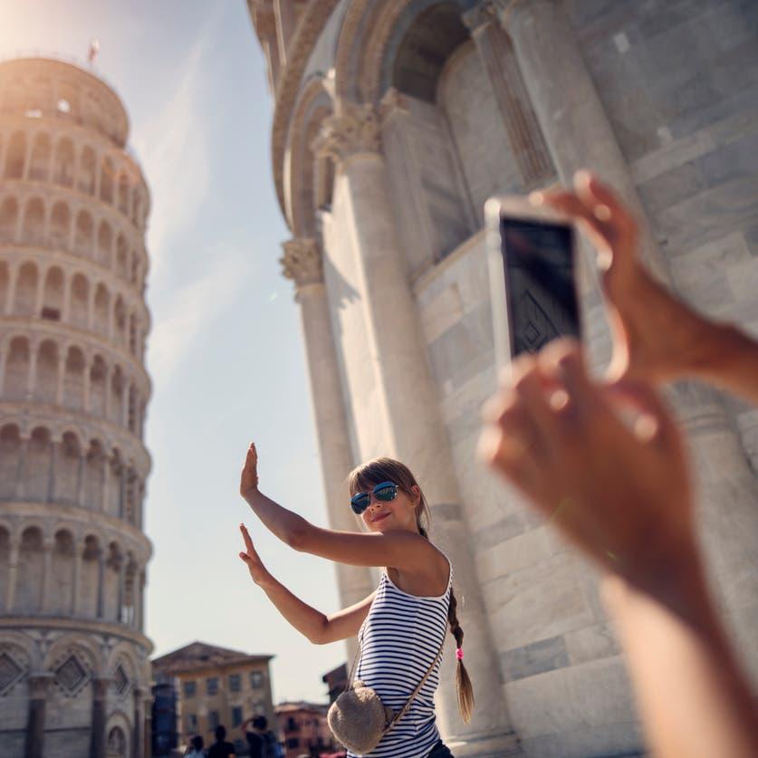 إيطاليا تتوقع ارتفاع عدد السياح هذا الصيف بنسبة 20%