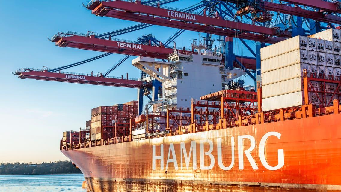 ميناء للصادرات الألمانية