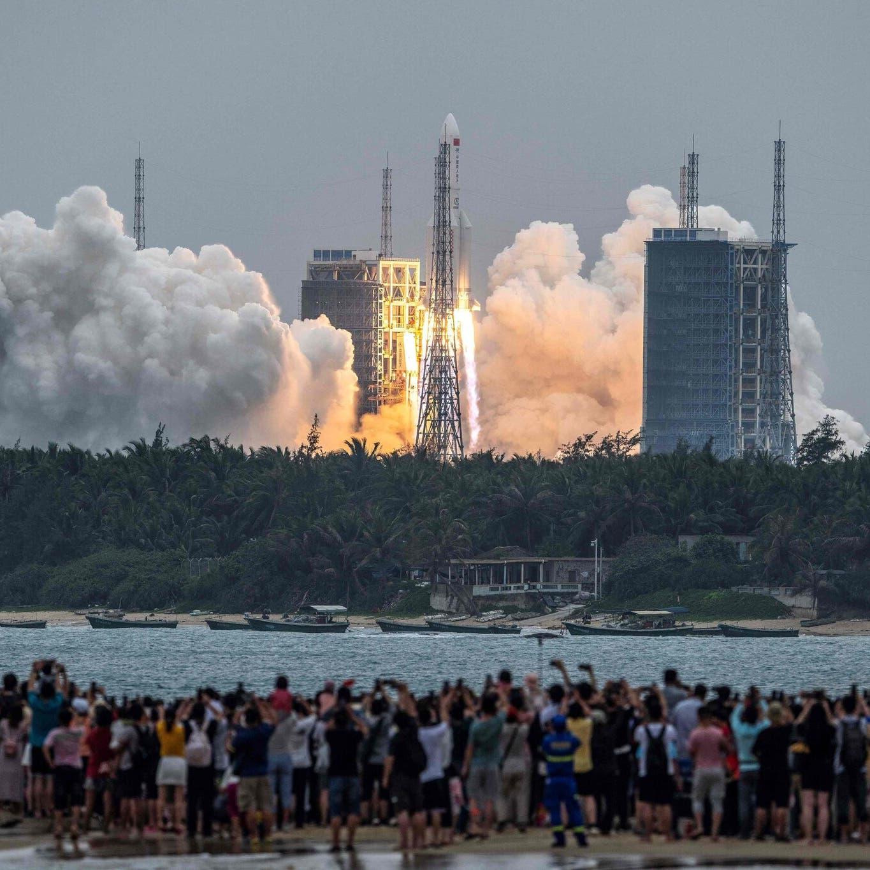 مركز أبحاث أميركي يتنبأ بمكان سقوط صاروخ الصين الشارد