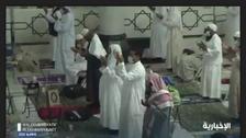 حرم مکی : 25 ویں شب کے موقع پر شیخ السدیس کی رقت آمیز دعا نے سما باندھ دیا