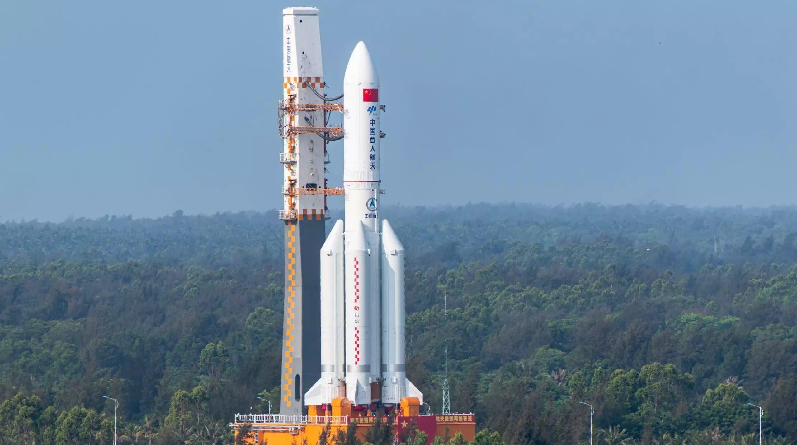 الصاروخ الصيني الذي يؤرق العالم