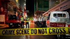 Maldives police say blast that hurt former president Nasheed act of terrorism