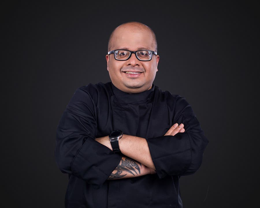 Chef Sandeep Ail. (Image supplied by Punjab Grill)