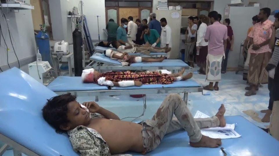 من جرائم الحوثي في الحديدة