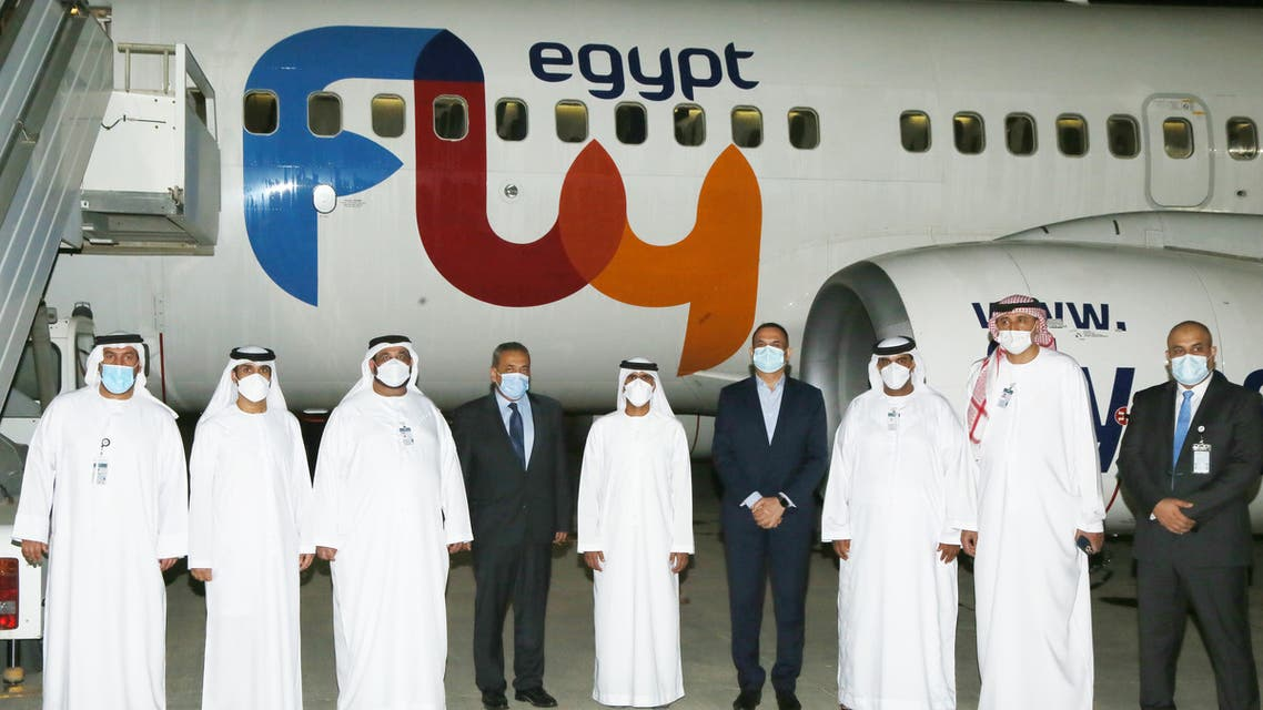 flyEgypt is now running three weekly flights into Ras Al Khaimah Airport. (Image supplied by RAK Airport)