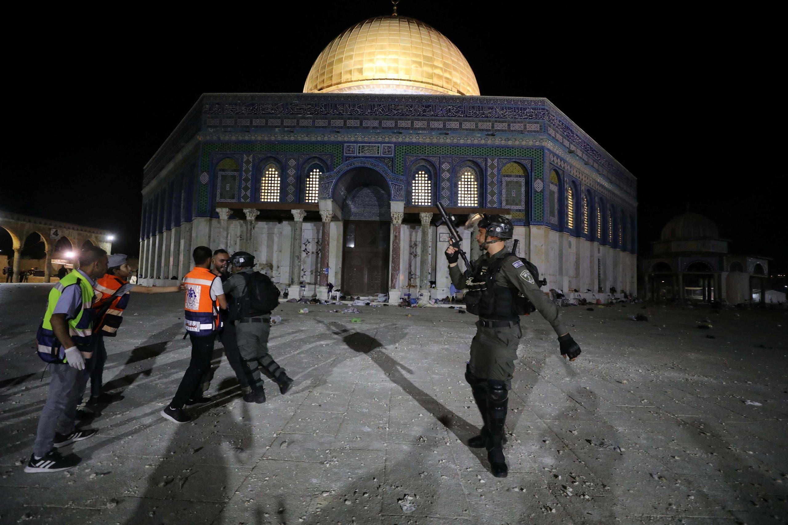 درگیری فلسطینیها با اسرائیل